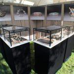 Christopher Taylor Timberlake Art Fair Booth