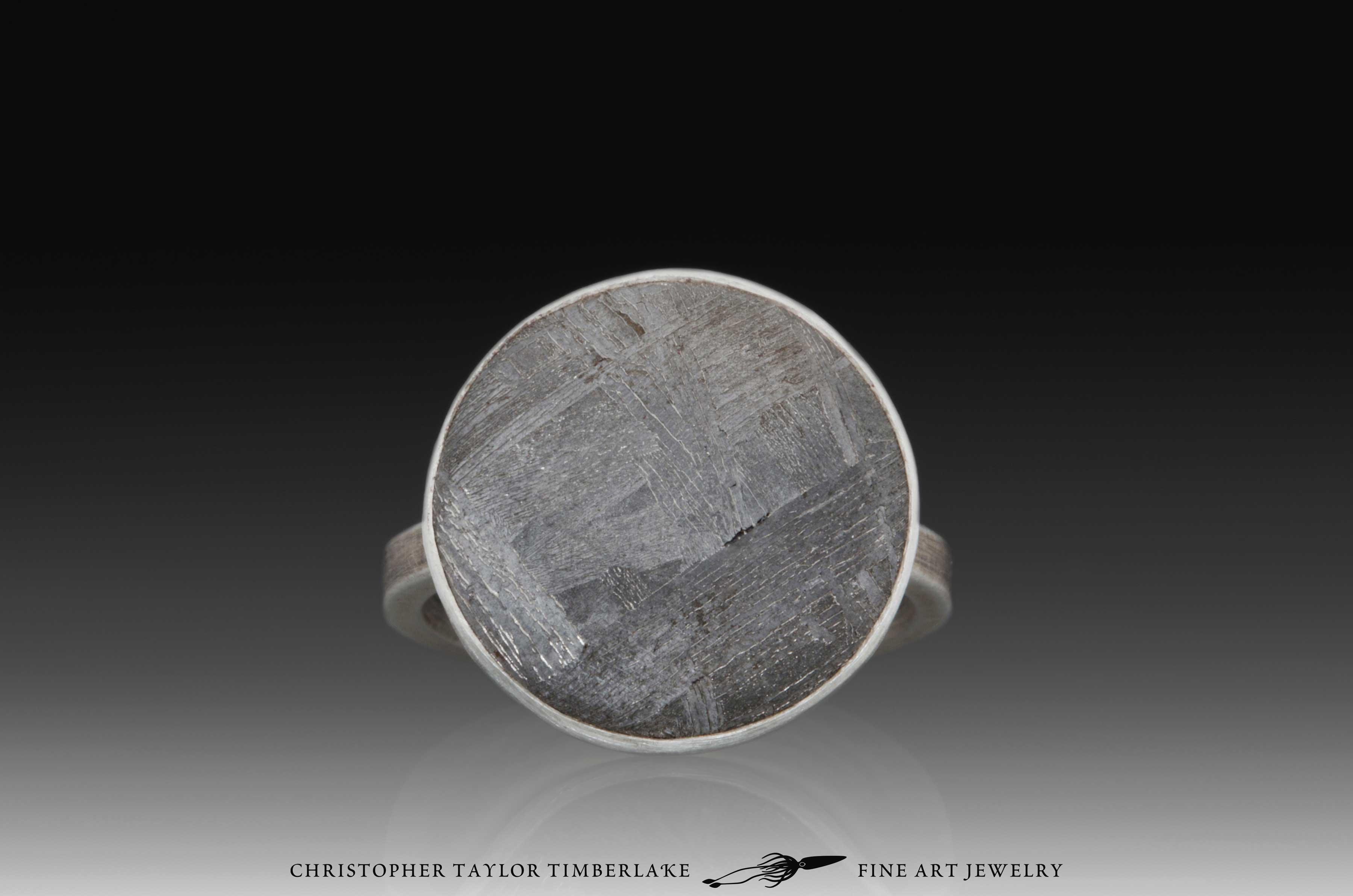 Meteorite-Disc-Ring-sterling-silver-1