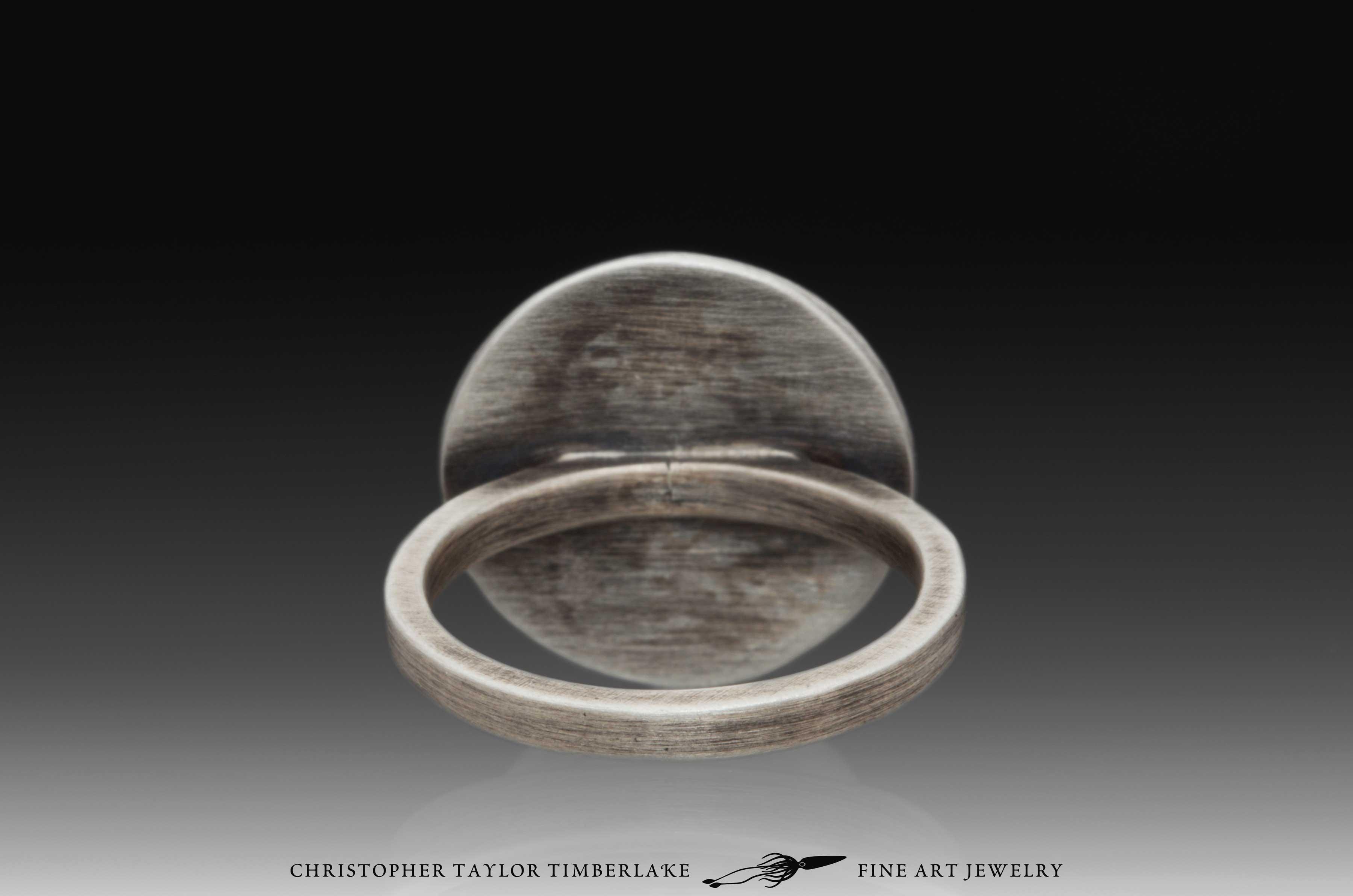 Meteorite-Disc-Ring-sterling-silver-3